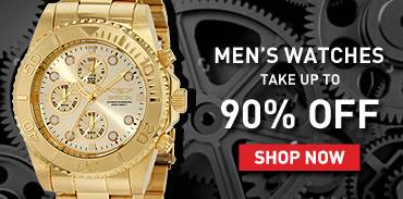 Men's Watches on Sale